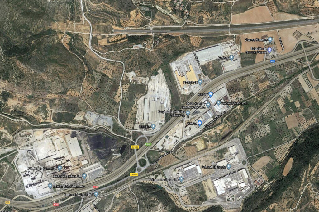 Sector 2, Suelo industrial. Buñol (Valencia)
